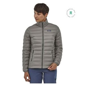 Patagonia Down Sweater Jacket Feather Grey